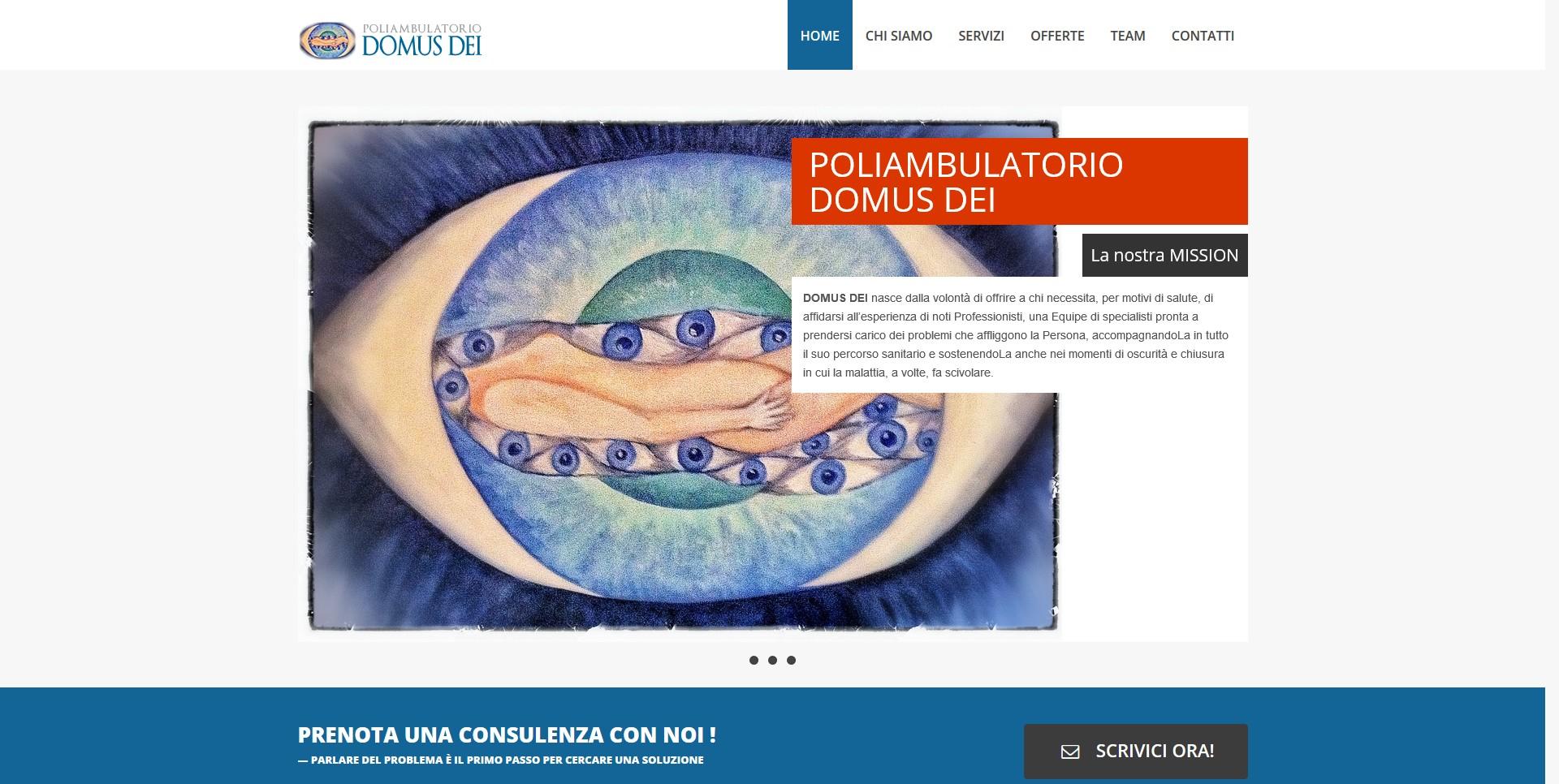 Poliambulatorio Domus Dei