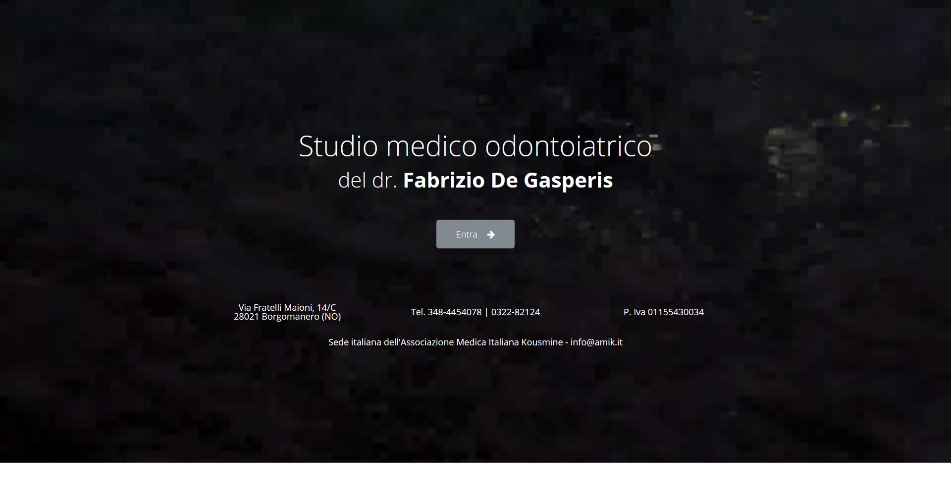 Screenshot-2018-4-23 Studio Fabrizio de Gasperis Benvenuto