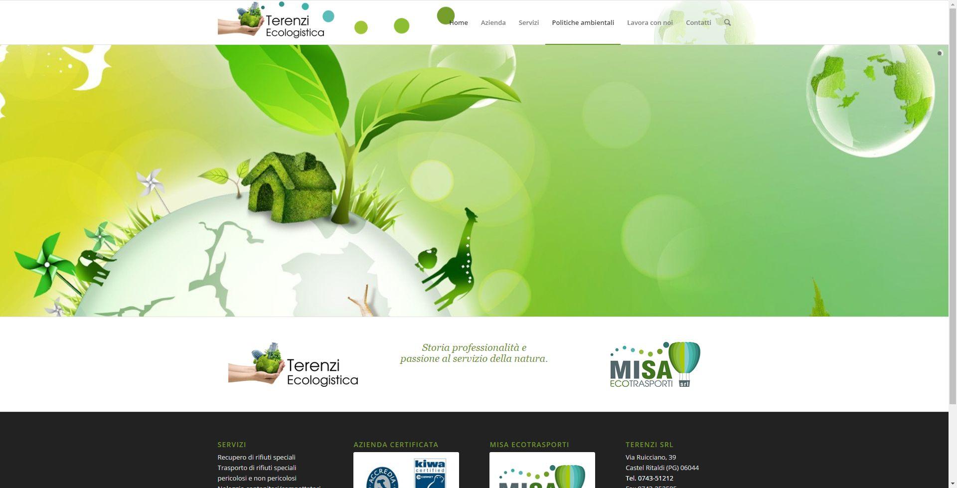 Terenzi Ecologistica